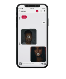 Konnected video chat